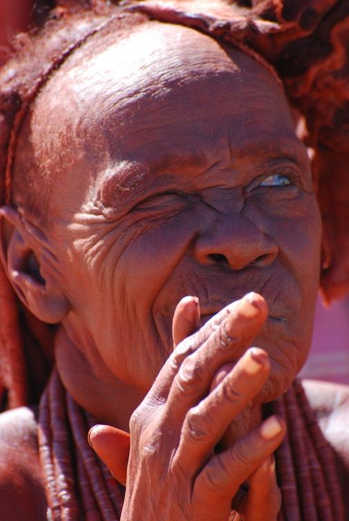 Himba Matriarch