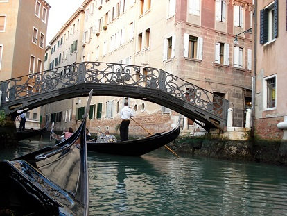 Italy canals